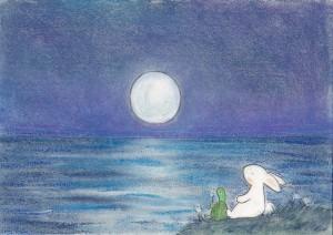 Moon Dandelion